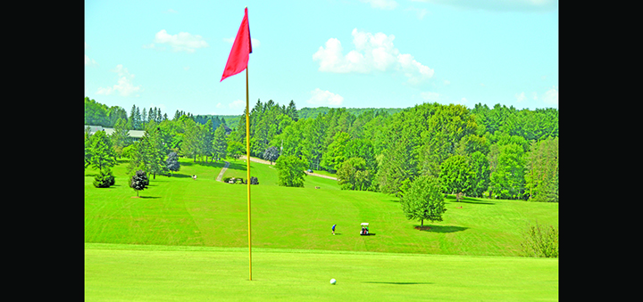 The Evening Sun Local Golf Courses Reopen To Public After Brief Hiatus