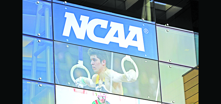Non-revenue sports fret over college  athlete compensation