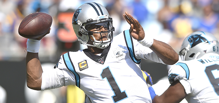 Source: Patriots sign QB Cam Newton to replace Tom Brady