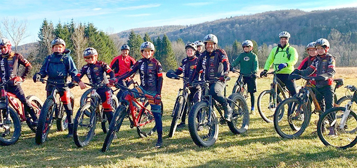 Galena Growlers mountain biking league  to open special fall season in area