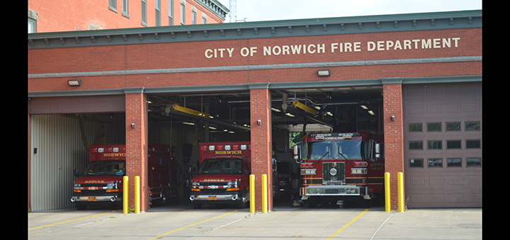 FEMA Grant Helps Norwich Fire Department With COVID Protection