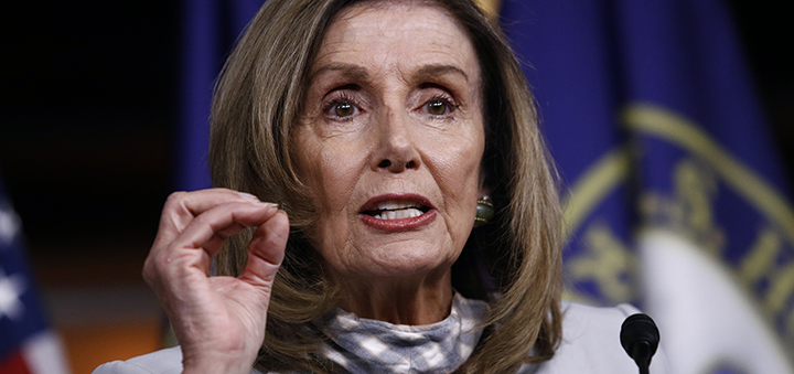 Pelosi calls House back into session to vote on Postal bill