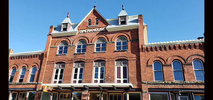 Earlville Opera House to use survey data to buoy local arts
