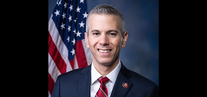 Congressman Brindisi talks about his stances in closely contested election