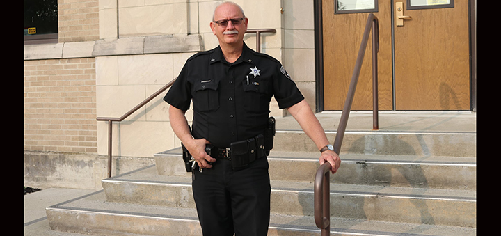 Otselic Valley Schools welcomes school resource officer