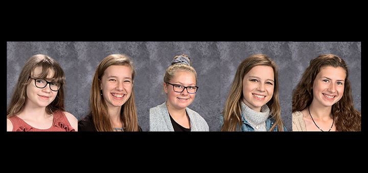 Five Norwich students selected for leadership conference