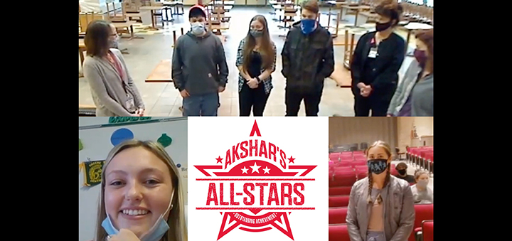 "Senator Fred Akshar continues ""Akshar's All-Stars"" student recognition program at five Chenango County schools"