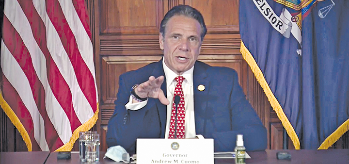 NY set to hike taxes on rich, boost spending in budget