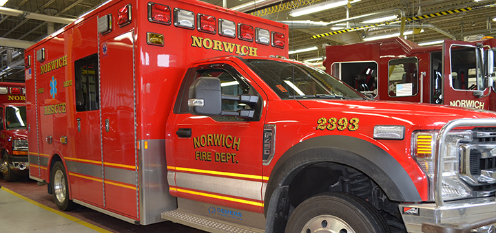 Norwich Common Council Continues To Discuss Changes To Mutual Aid