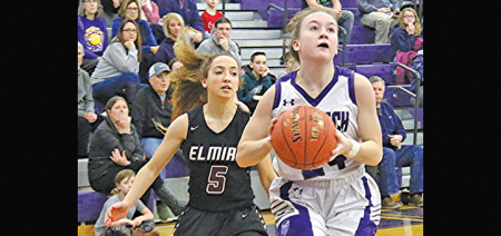 Lady Purple Tornado headed back to STAC championship for 1st time in nearly two decades