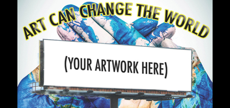 Colorscape and Golden Artist offer Billboard Challenge to high school artists