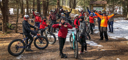 Fatnango Fat Bike Extravaganza takes place Saturday in Weiler Park