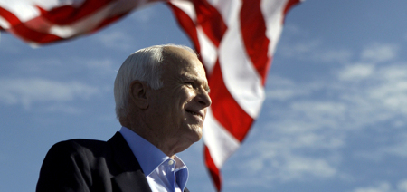 GOP senators defend McCain as Trump goes on attack again
