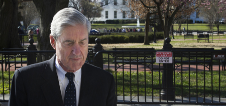 Mueller's report:  No Trump collusion with Russia