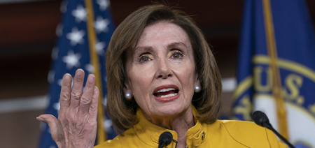 Pelosi: No debt increase until spending limits are raised