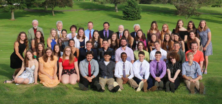 Norwich High School Community Honors Banquet