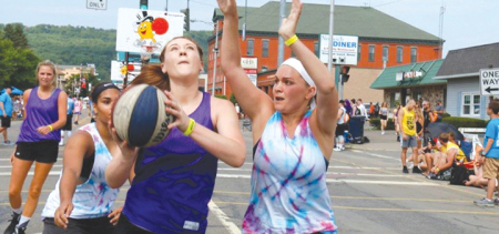 Gus Macker returns to Norwich
