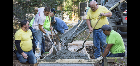 Impact Project saves homeowner and taxpayers over $10k with handicap ramp
