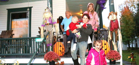 Halloween times for Chenango County