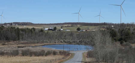 State sets virtual public hearing for Guilford wind turbines project