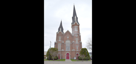 United Methodist's historic church seeks funds for 150-year-old steeple