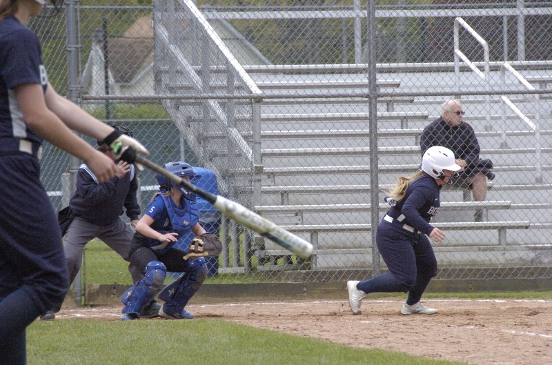 Bainbridge-Guilford Softball defeats Hancock