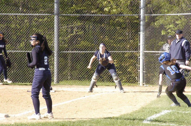 Deposit Softball defeats Bainbridge-Guilford