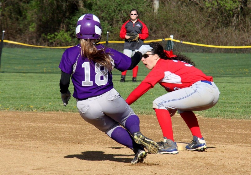 Norwich Softball home vs Owego