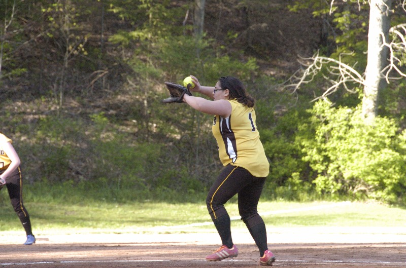Otselic Valley Softball home vs Stockbridge Valley