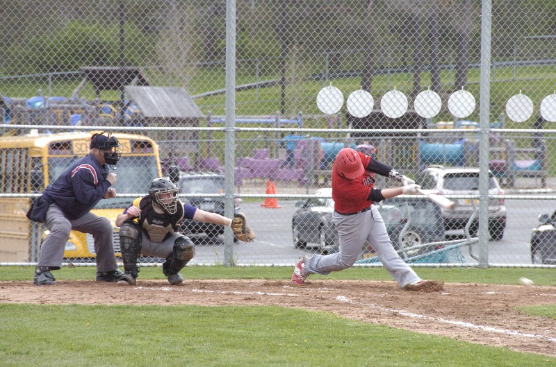 Oxford Baseball defeats Unadilla Valley
