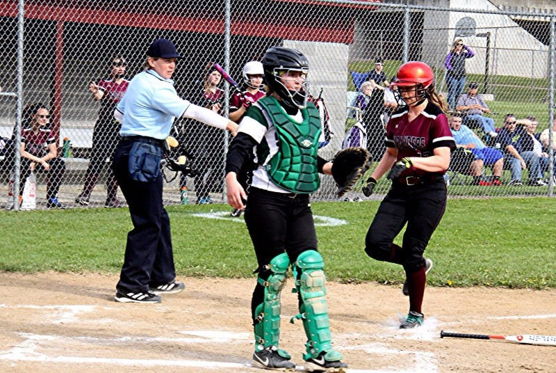 Sherburne-Earlville softball defeats Unatego