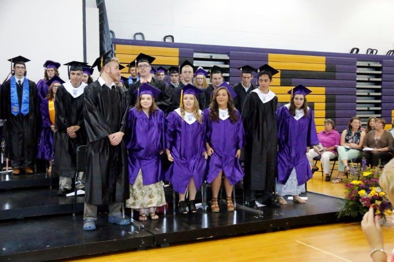 Unadilla Valley Graduation 2017