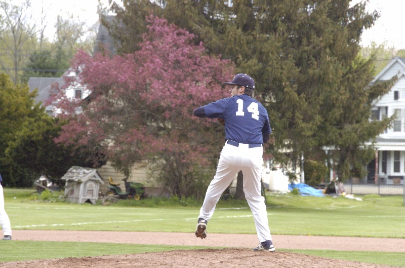 Unatego Baseball defeats Bainbridge-Guilford